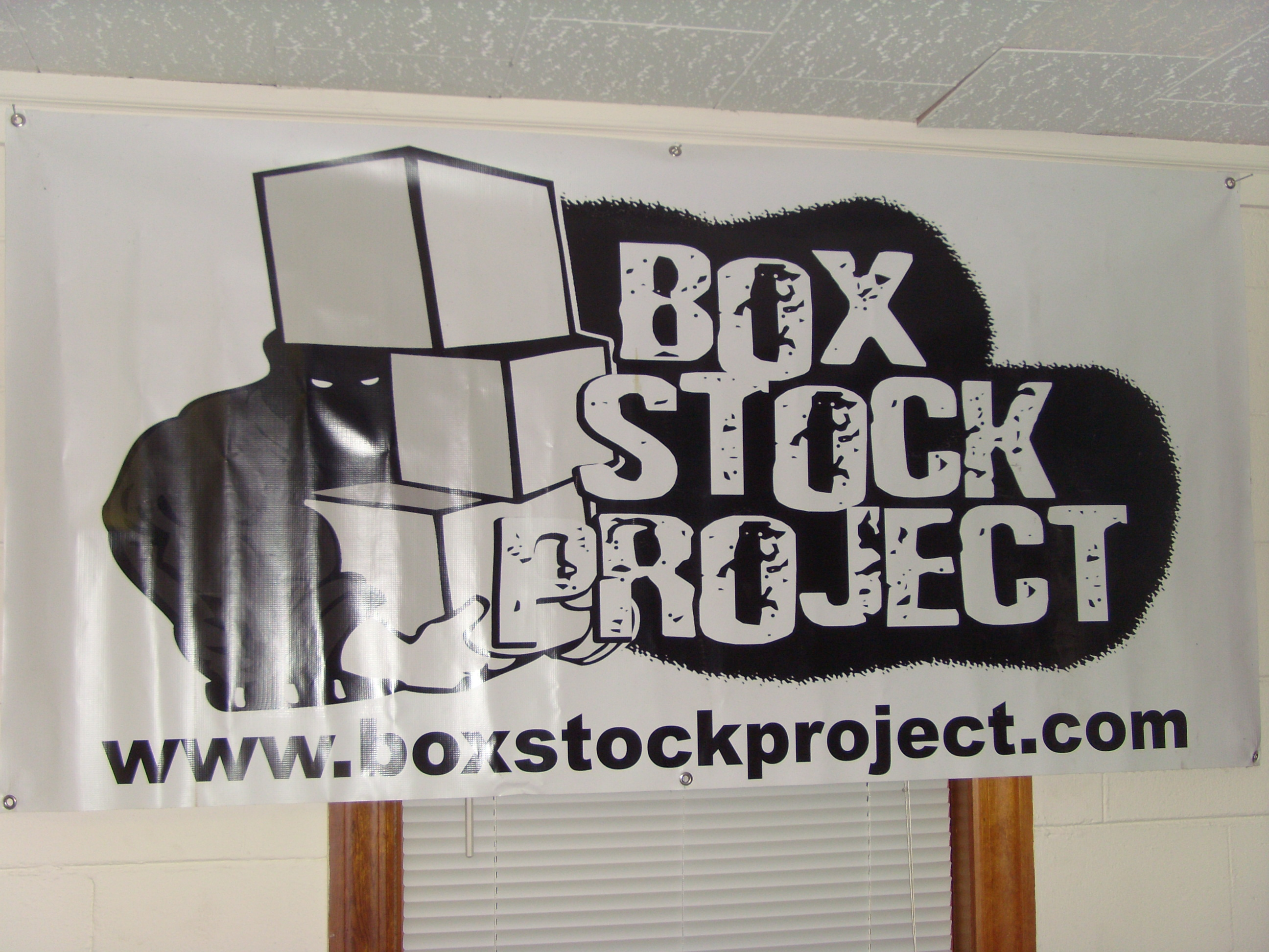 Karting is a Box Stock Project