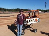 Ryan Keesee runs in Jr1 Champ with 2 wins this season